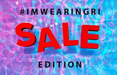 Sale Edition | #ImWearingRI