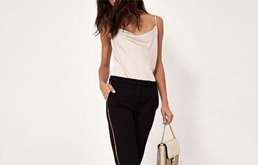 One Track Pant, Three Ways