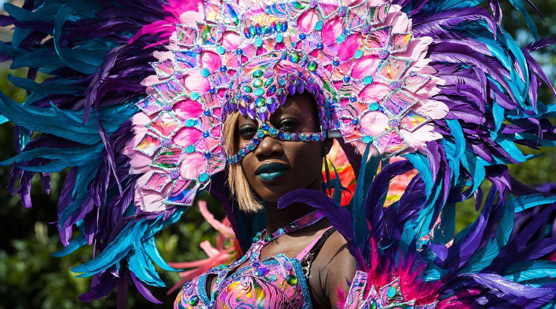Outfits You'll Stand Out In At Notting Hill Carnival