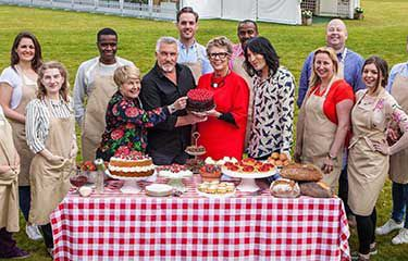 7 Stages Of Watching The Great British Bake Off