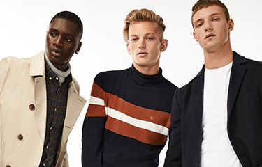Mens: Autumn Style Staples