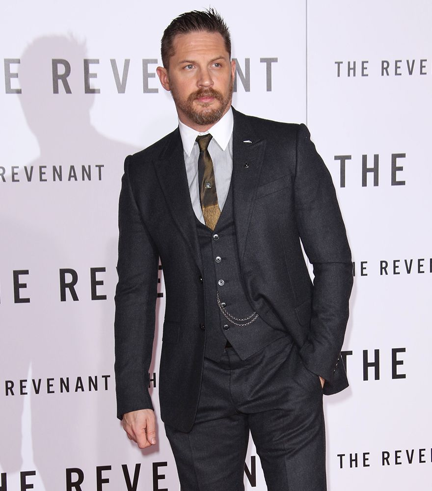 TOM HARDY Red Carpet events