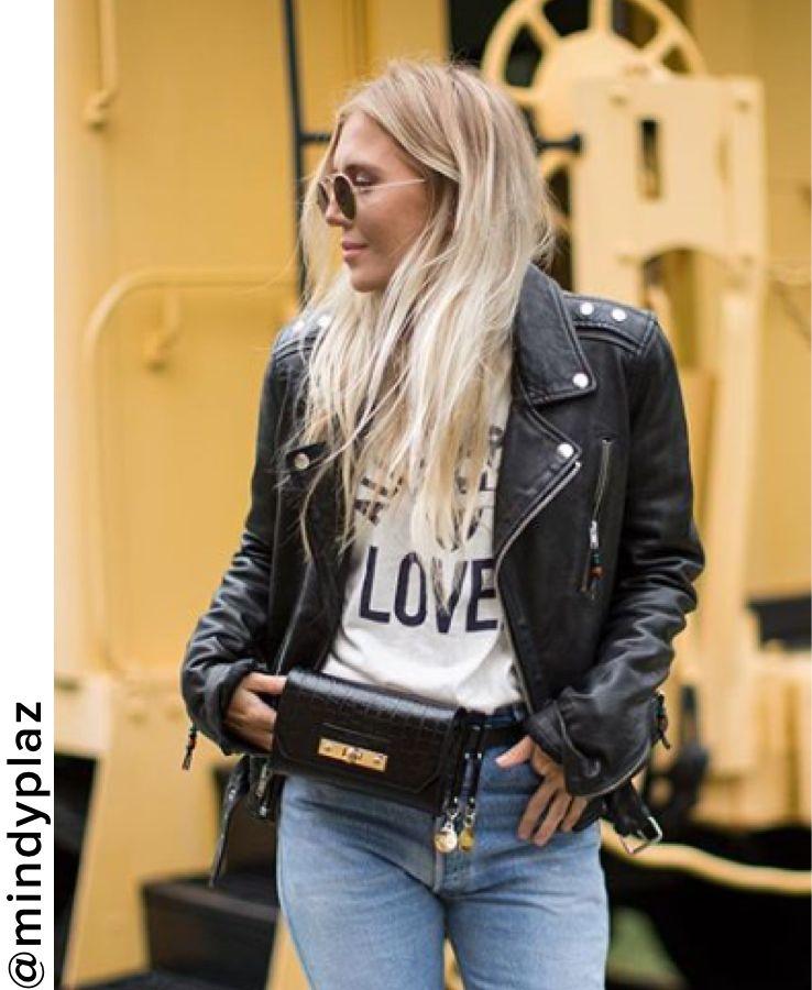 Leather Jacket mindyplaz