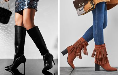 These Boots Were Made For…