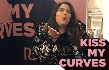 What Callie Thorpe Wore | Curve Fashion Festival