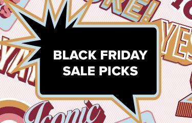 Black Friday Sale Picks