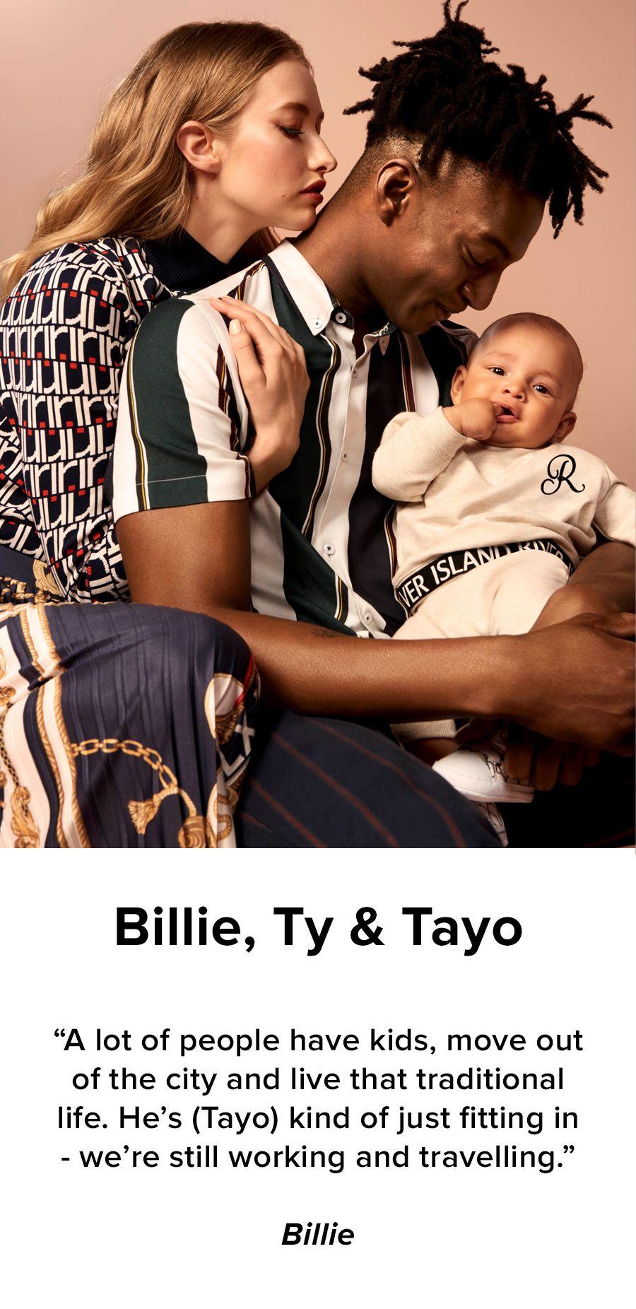 Billie, Ty & Tayo