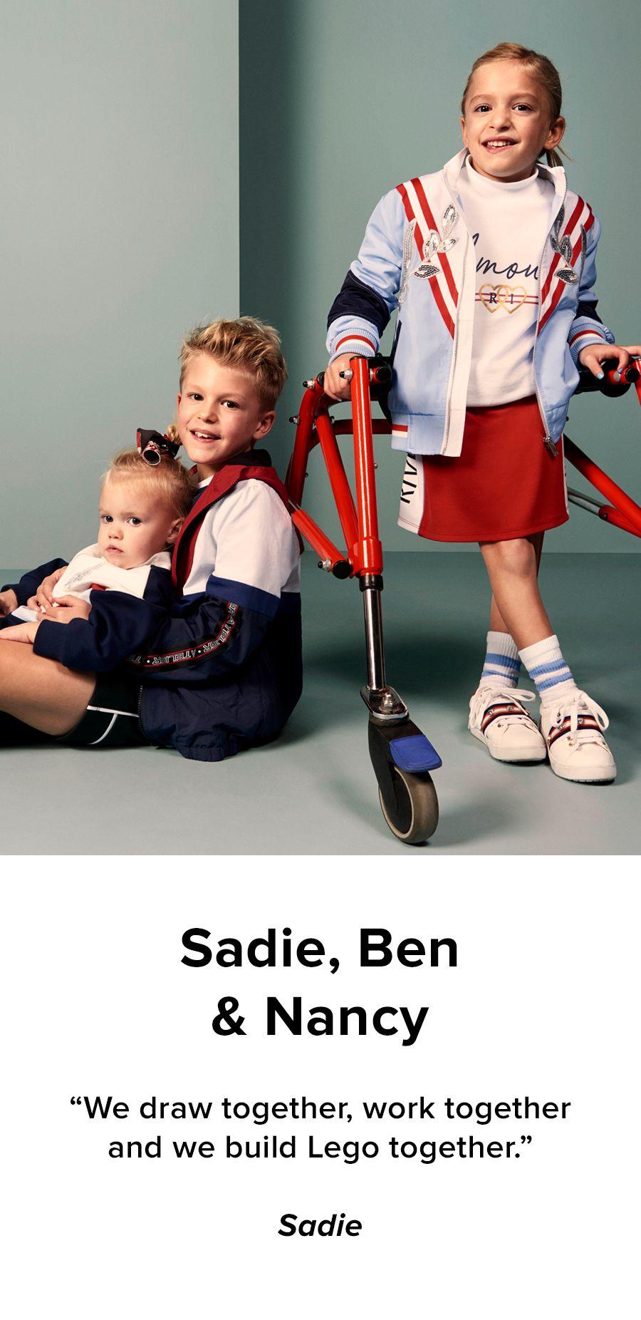 Sadie, Ben & Nancy