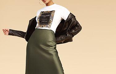 Ways To Wear: The Bias Cut Skirt