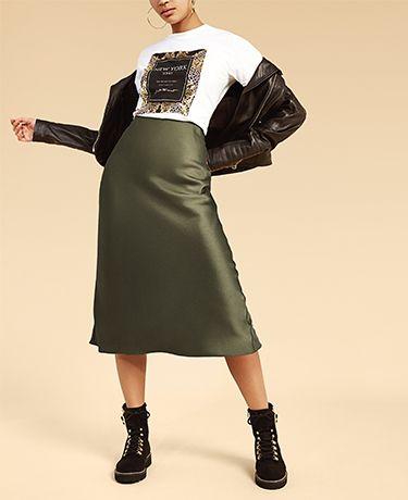 c4c330812b Ways To Wear: The Bias Cut Skirt - Blog - Inspiration - River Island
