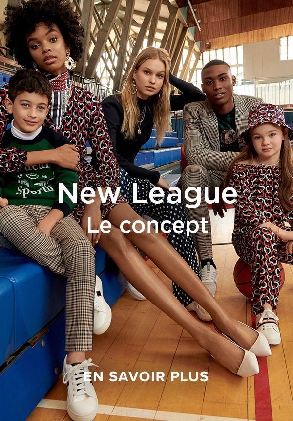 New League : l'histoire de la tendance