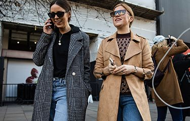 London Calling...What We Wore To Fashion Week   The WW Edit