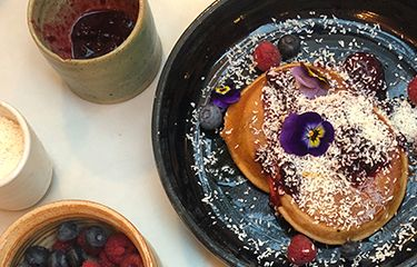 How to: make the prettiest pancakes
