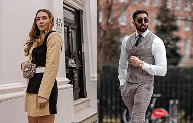 #ImWearingRI | Modern Tailoring