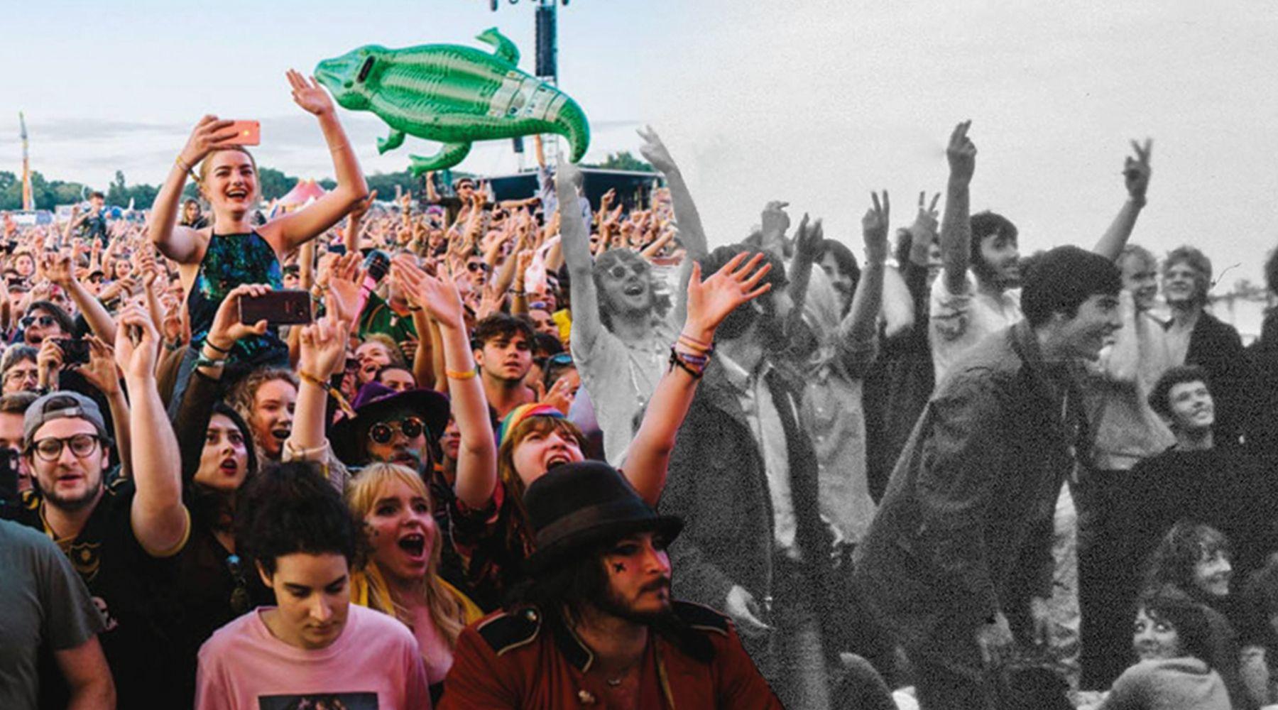 The Evolution of Festival Fashion