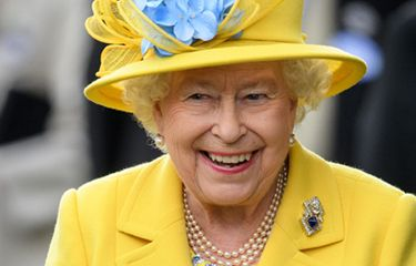 All The Colours Of Queen Elizabeth