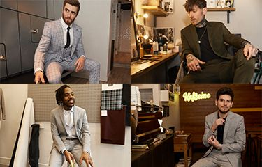 Every Man & his Suit
