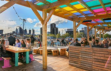 10 UK Rooftops You Need To Visit This Summer | DesignMyNight