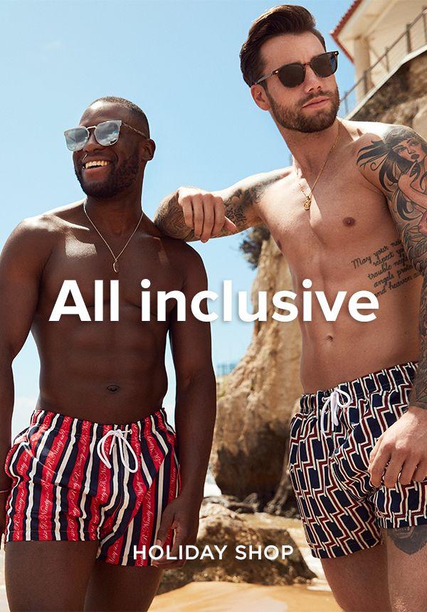 c11fc3364fc5e Mens Holiday Clothes | Summer Clothes | River Island