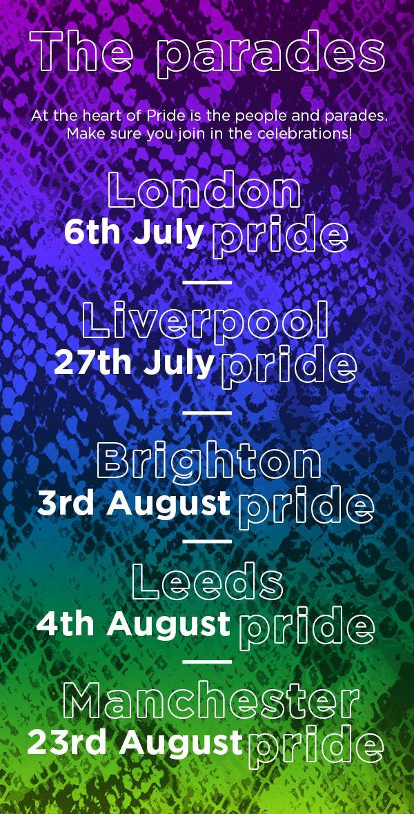 pride guide