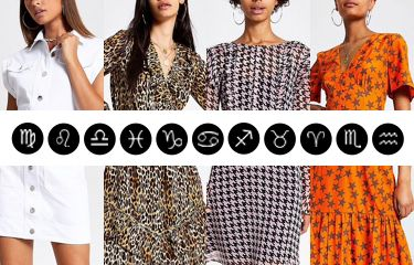 Dresses By Horoscope | Star Signs
