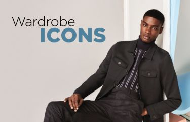 Wardrobe Icons | Menswear