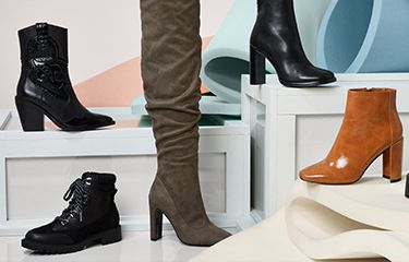 The 6 boots to walk into Autumn with