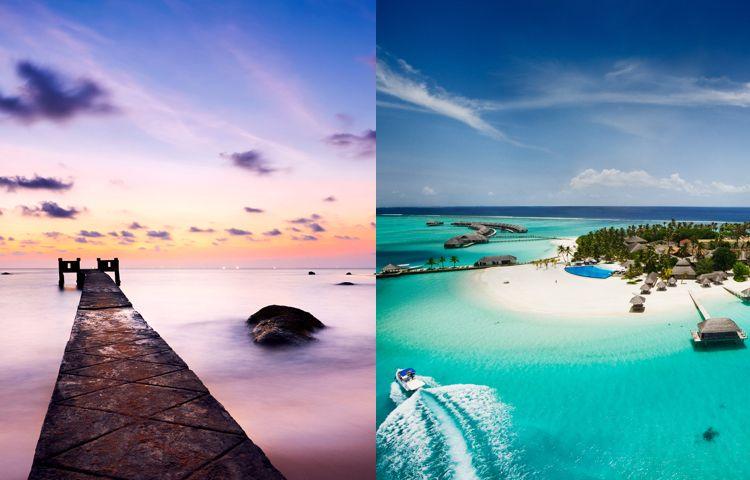 Secret Escapes | Coupling up Islands