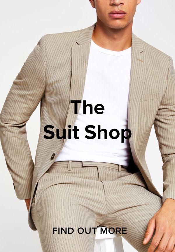 Größenleitfaden für Anzüge