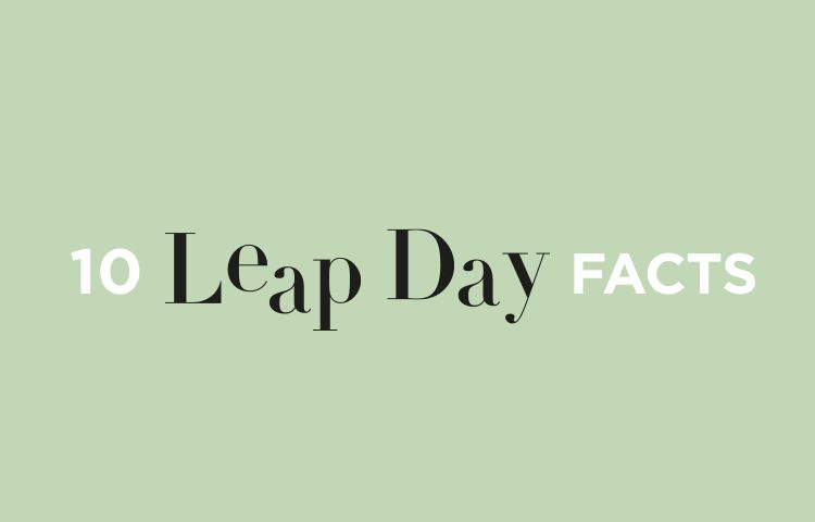 10 Leap Day Facts