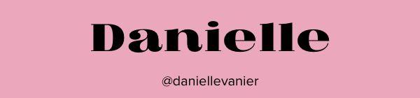 Danielle Vanier