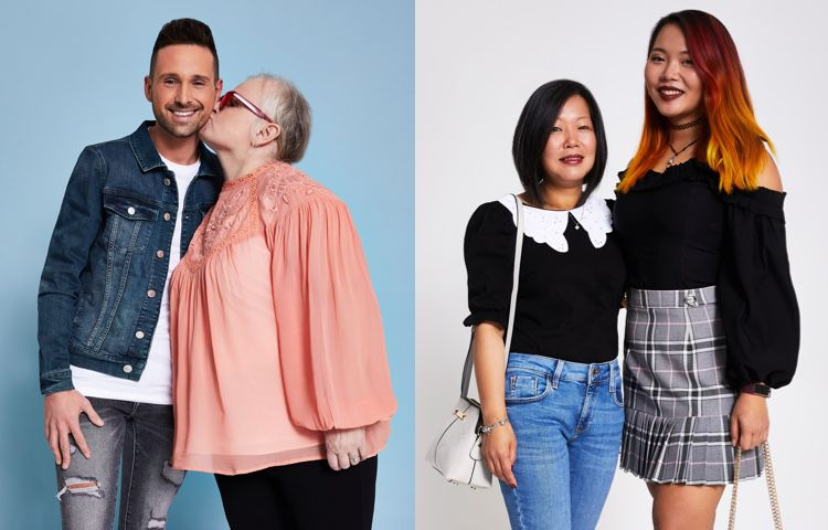 How RI HQ Wears: Mother's Day Special