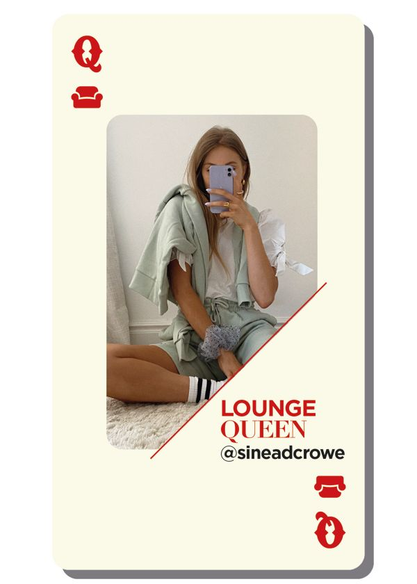Lounge Queen @sineadcrowe