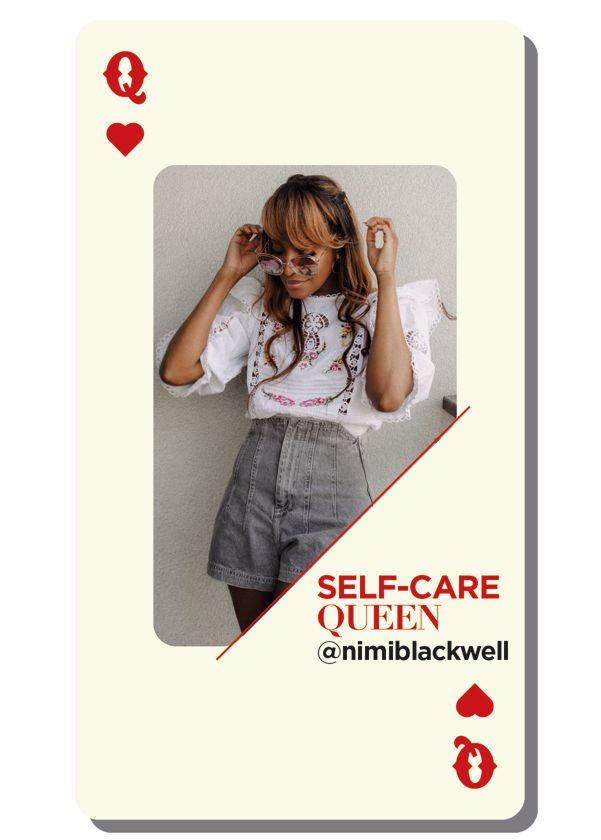 Self-Care Queen @nimiblackwell