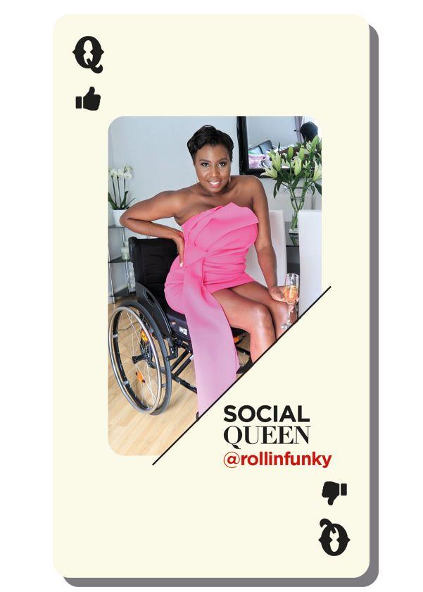 Social Queen @rollinfunky