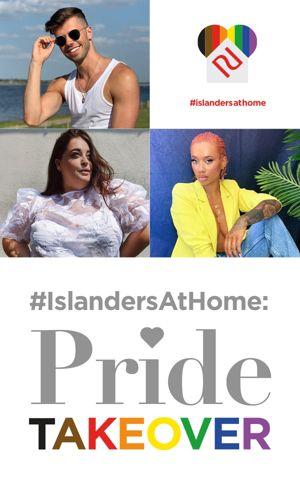 Islanders at Home: Pride Takeover