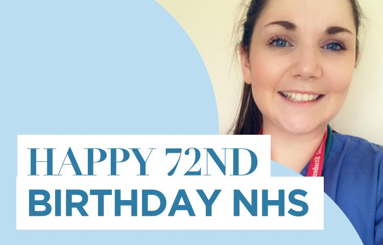 Happy 72nd Birthday NHS!