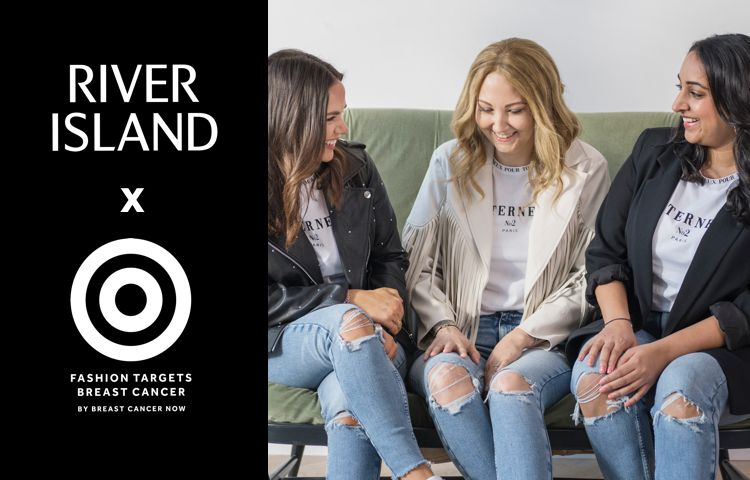 River Island x Fashion Targets Breast Cancer