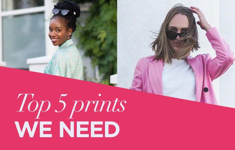 Top 5 Prints We Need