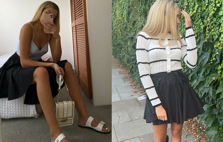 Five Ways To Wear A Skirt