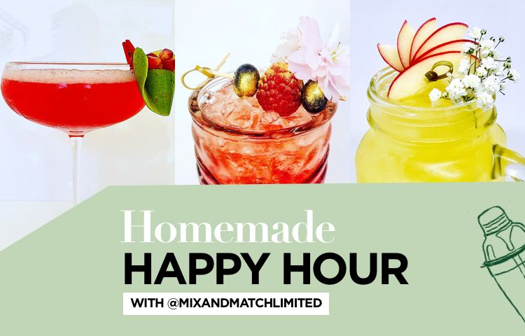 Homemade Happy Hour