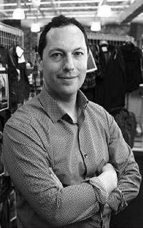 BEN LEWIS, RIVER ISLAND CEO